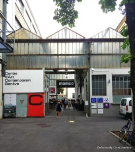 MAMCO Geneva