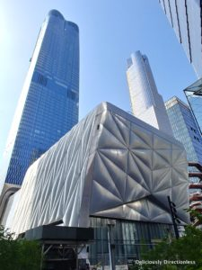 The Shed at Hudson Yards