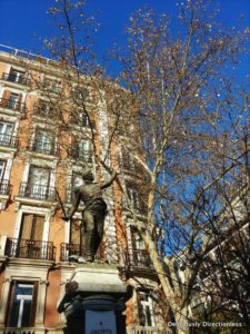Plazas in Madrid 2
