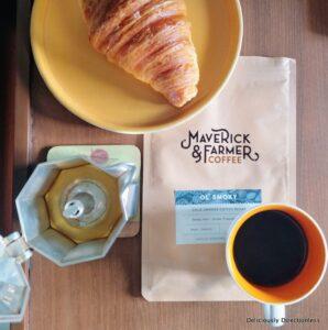 Maverick & Farmer Coffee