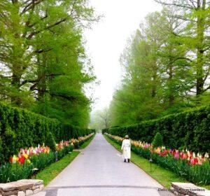 Longwood Gardens entrance