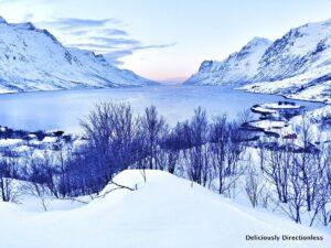 Ersfjorden Tromsø