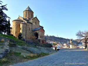 Metekhi Virgin Mary Assumption Church Tbilisi
