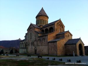 Svetitskhoveli Cathedral near Tbilisi